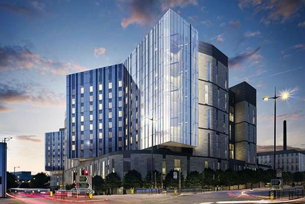 Medical Gases at Royal Liverpool University Hospital