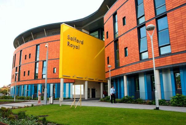Medical Gases Installation Salford Royal